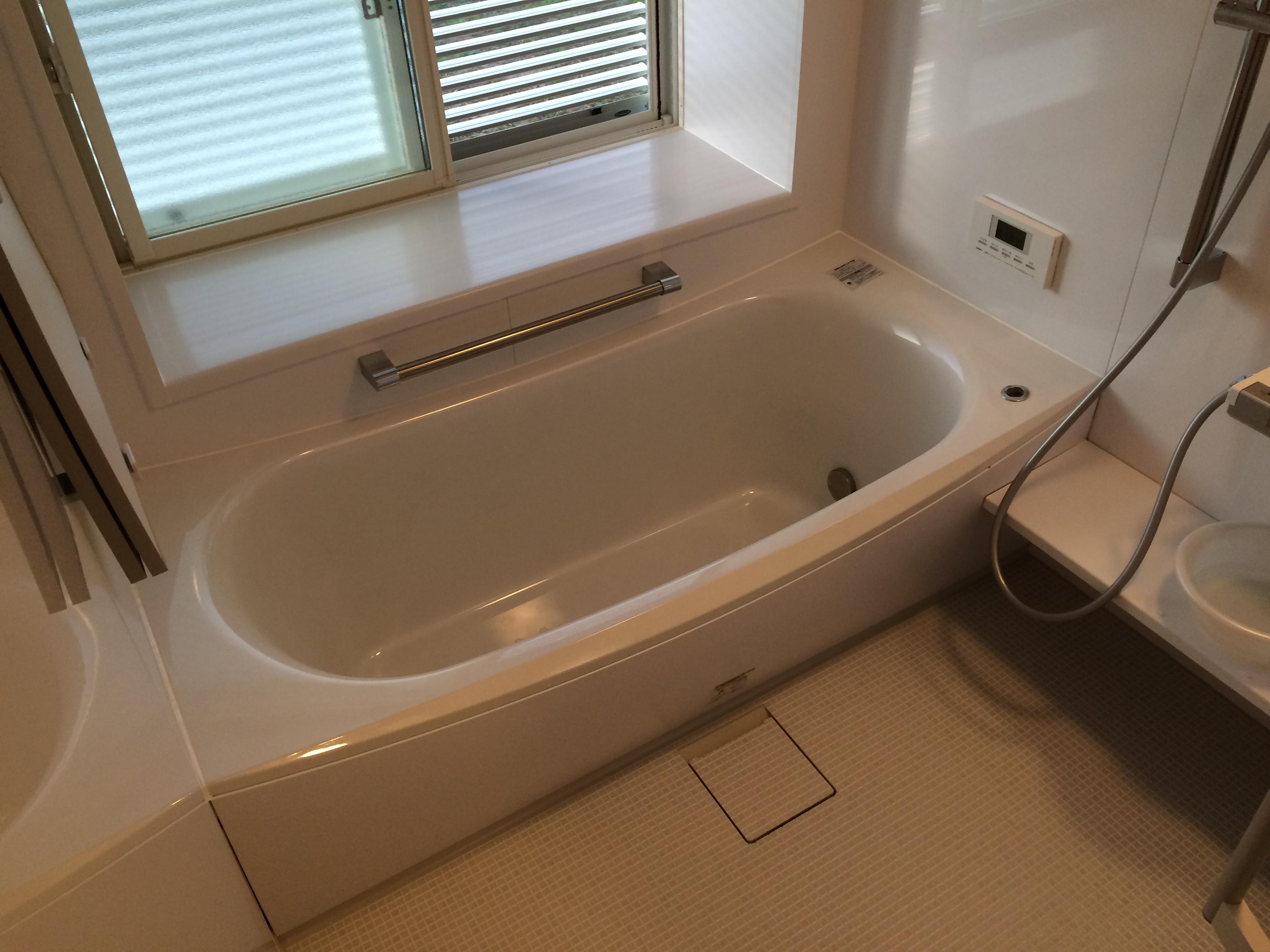浴室リフォームF様邸