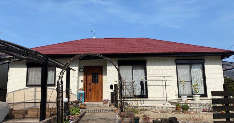 外壁・屋根の塗装、玄関ドアリフォーム